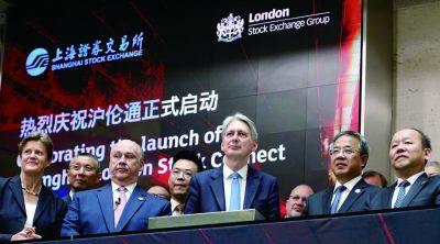 Shanghai London Stock Connect