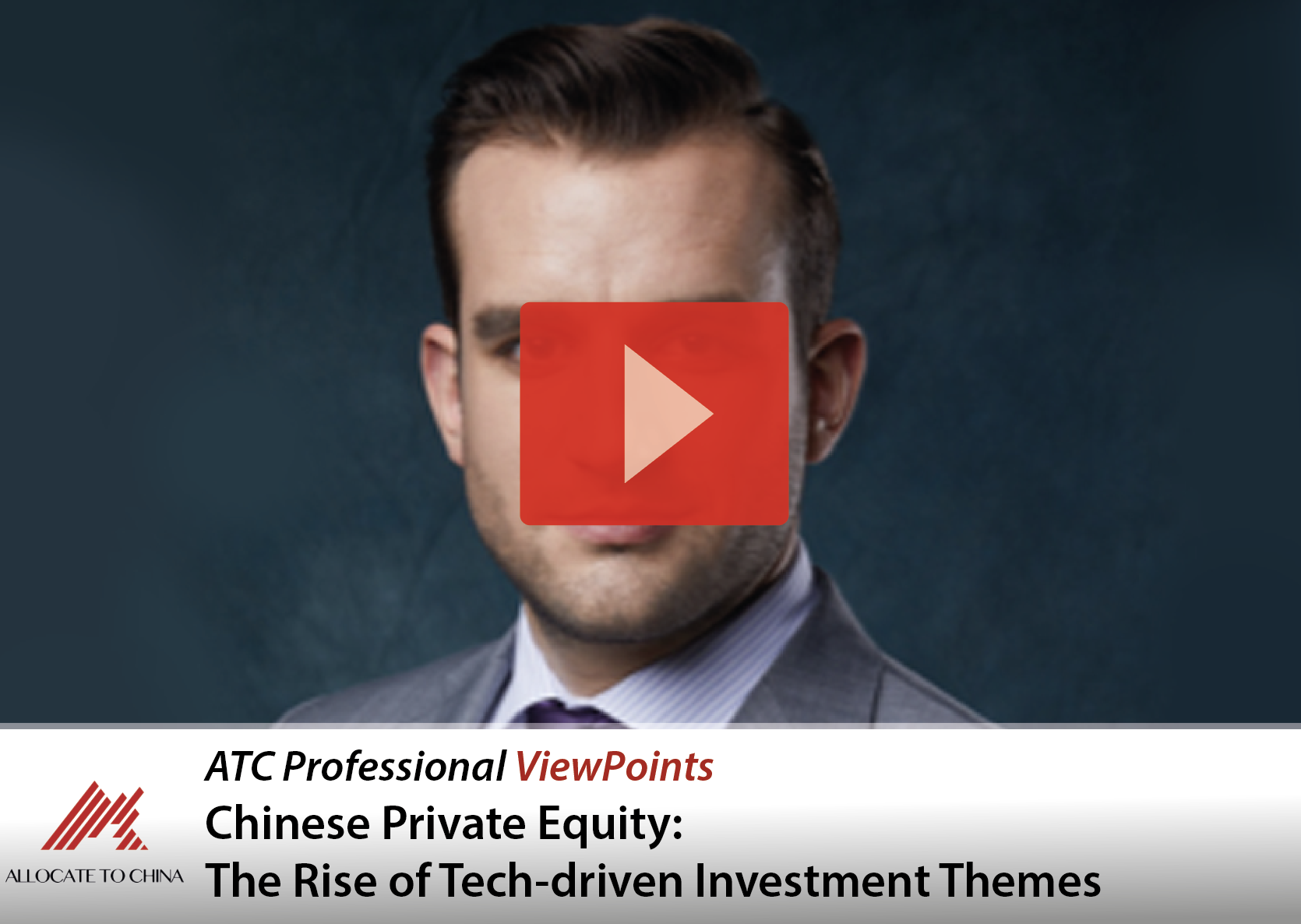 Chinese Private Equity: The Rise of Tech-driven Investment Themes