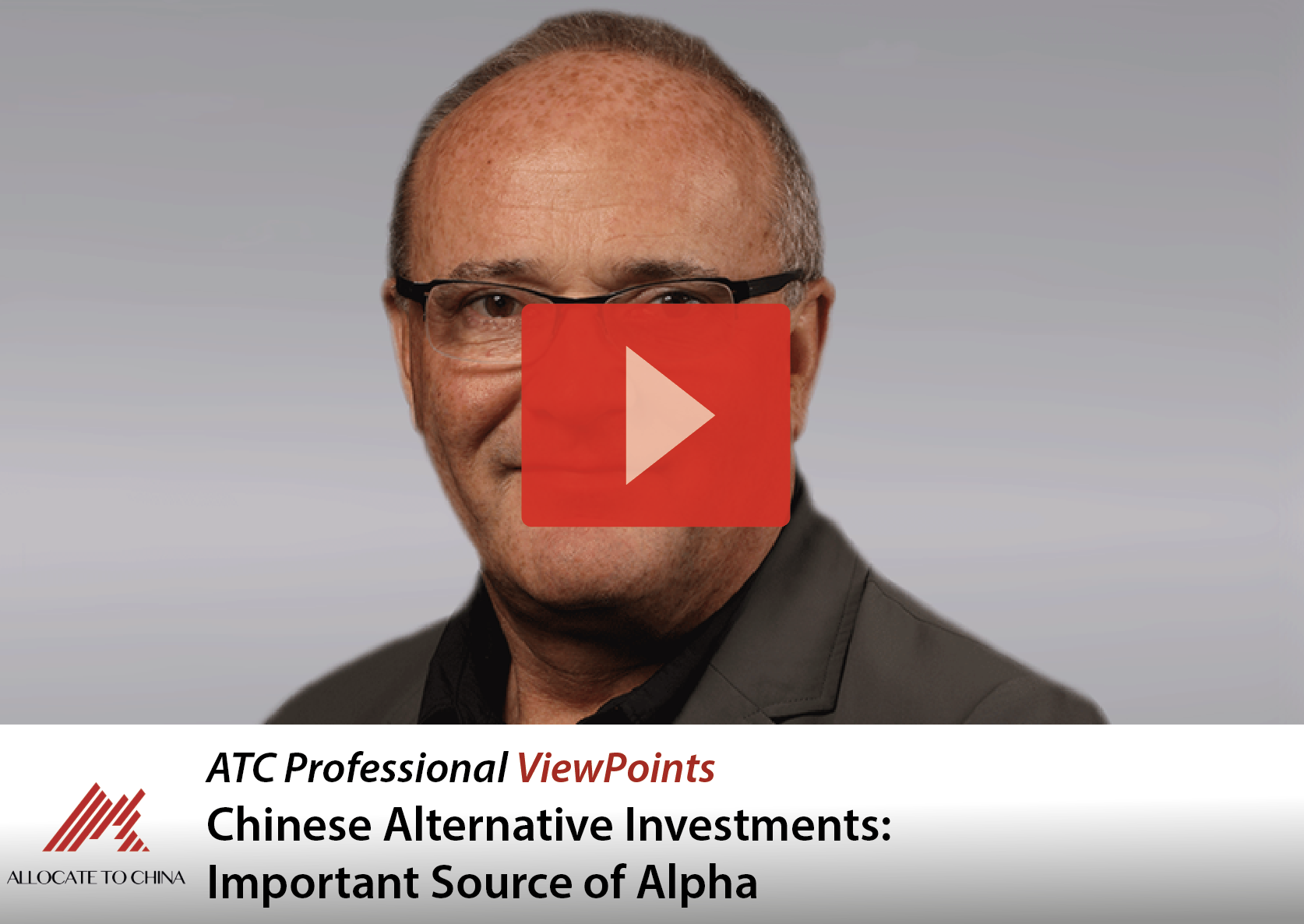 Chinese Alternative Investments: Important Source of Alpha