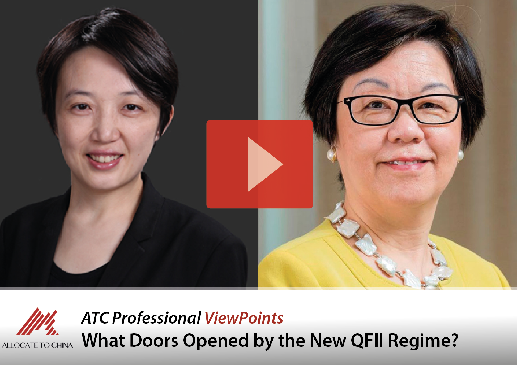What Doors Opened by the New QFII Regime?