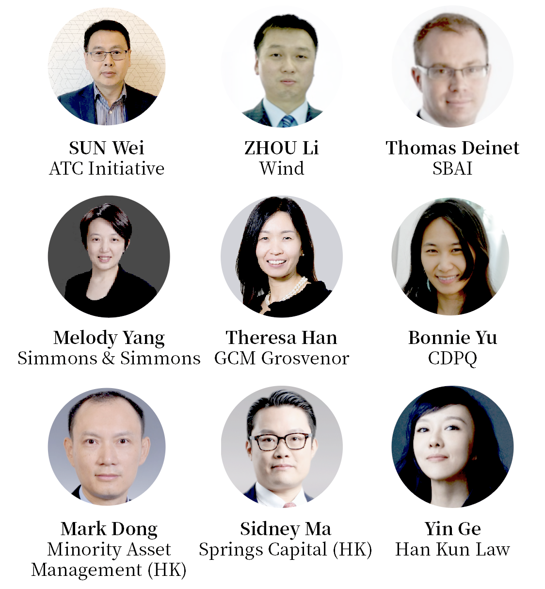 Allocating to Chinese Alternatives—Offshore and Onshore Options Speakers